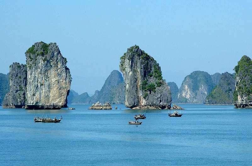 Viaje a Vietnam con visita a la Bahía de Halong