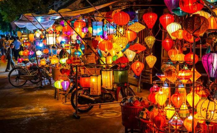 compras en Vietnam