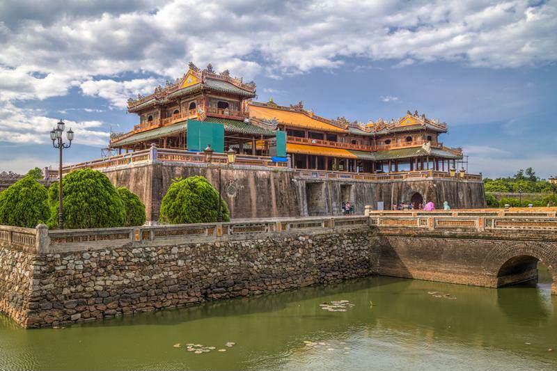La ciudadela de Hue