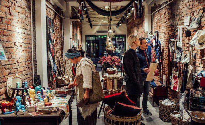 Mejores lugares de compras en Hanoi