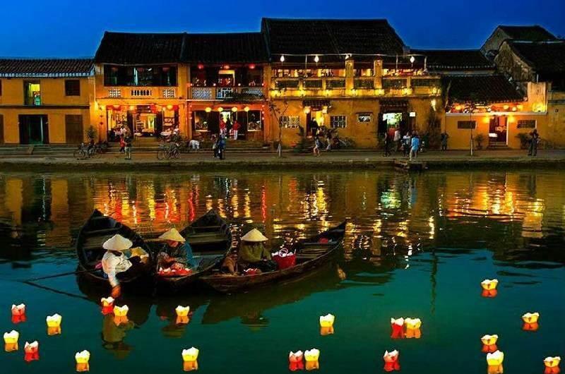 Hoi An en vietnam