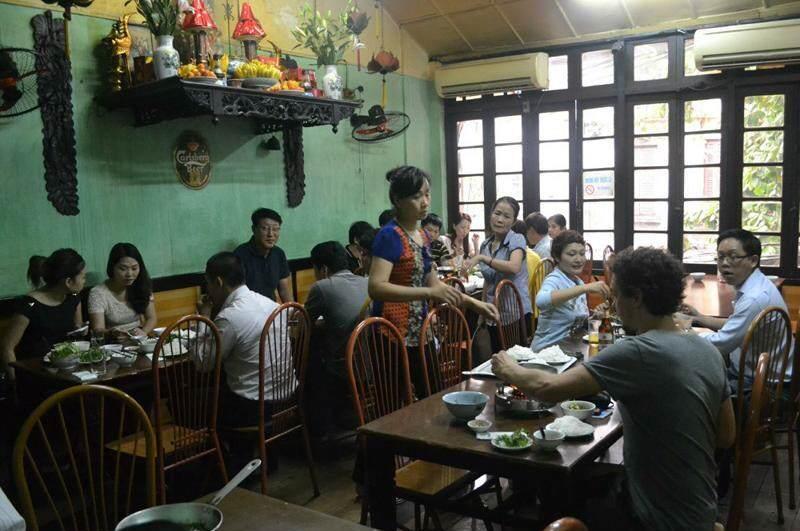 Restaurante Cha Ca Va long