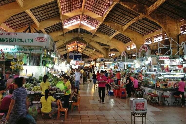Mercados de Ho Chi Minh