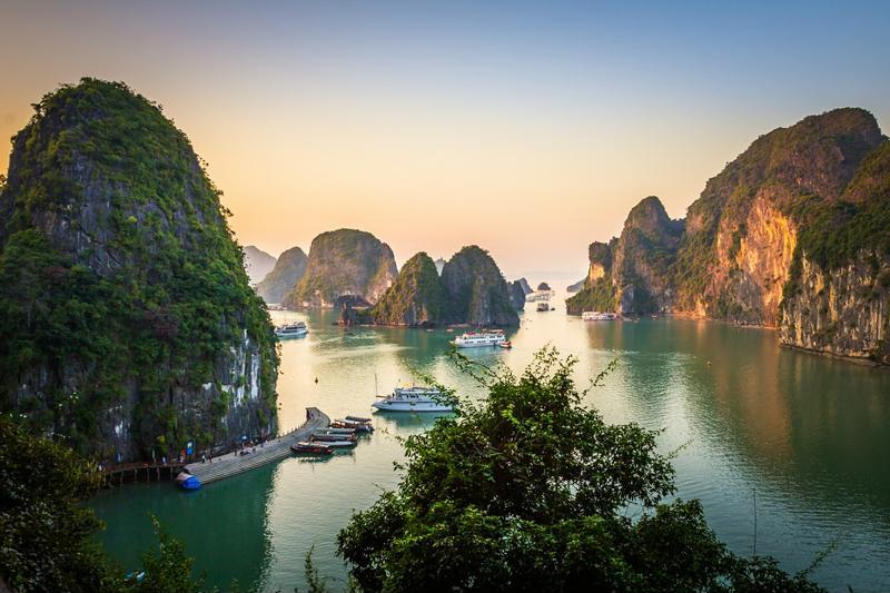 Vietnam en 15 días Halong