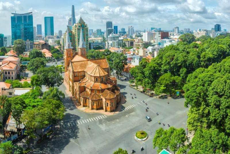 Vietnam en quince dias Ho Chi Minh
