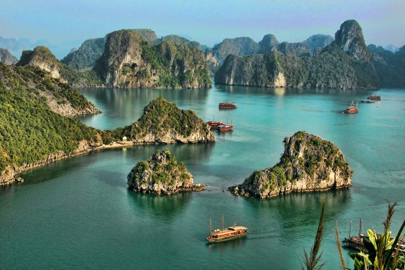 Vietnam en 10 días Halong Bay