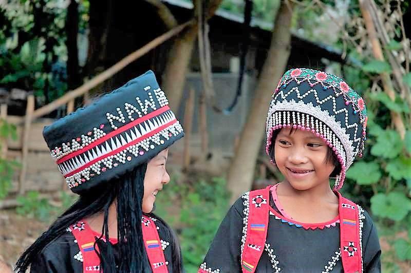 Etnias en Chiang Rai