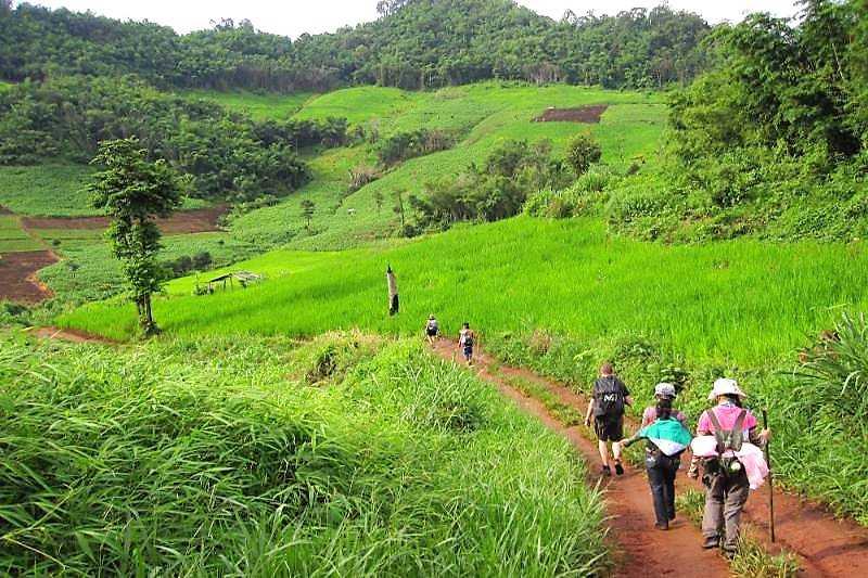 Treking Chiang Rai