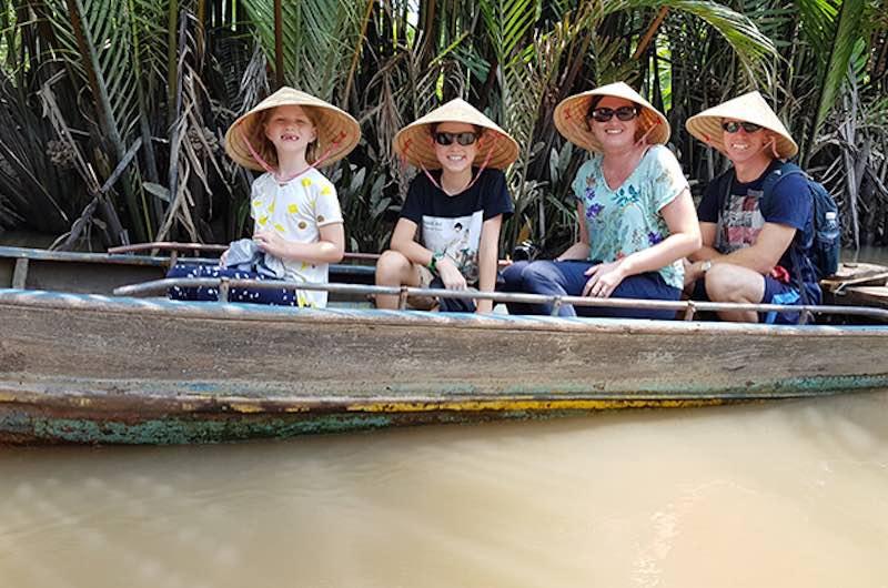 visitar Vietnam con los mas pequenos