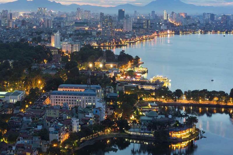 la capital de Vietnam
