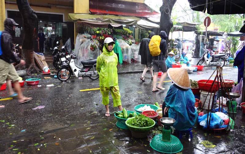Lluvias mozónicas en Vietnam