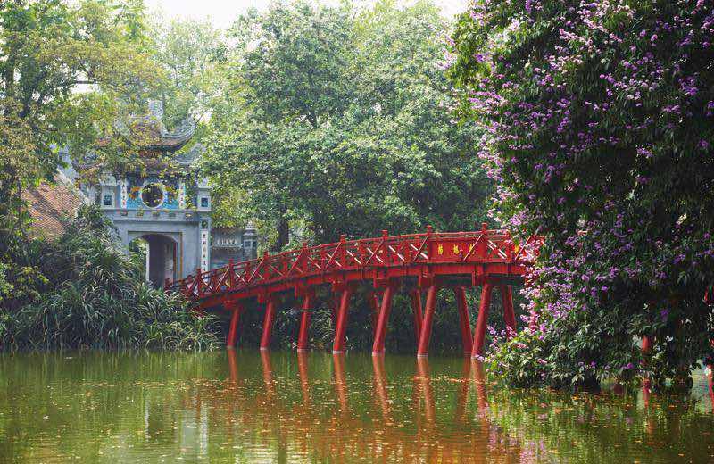 Que ver en Hanoi en un viaje a vietnam de una semana