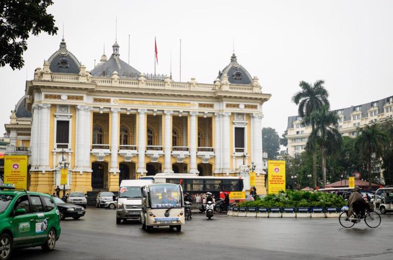 Donde Alojarse en Hanoi Barrio Francés
