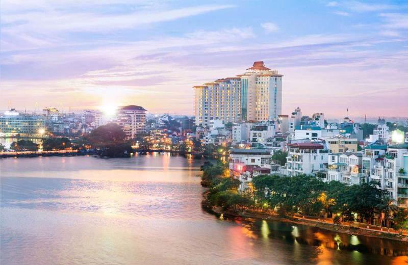 Los mejores lugares donde Alojarse en Hanoi
