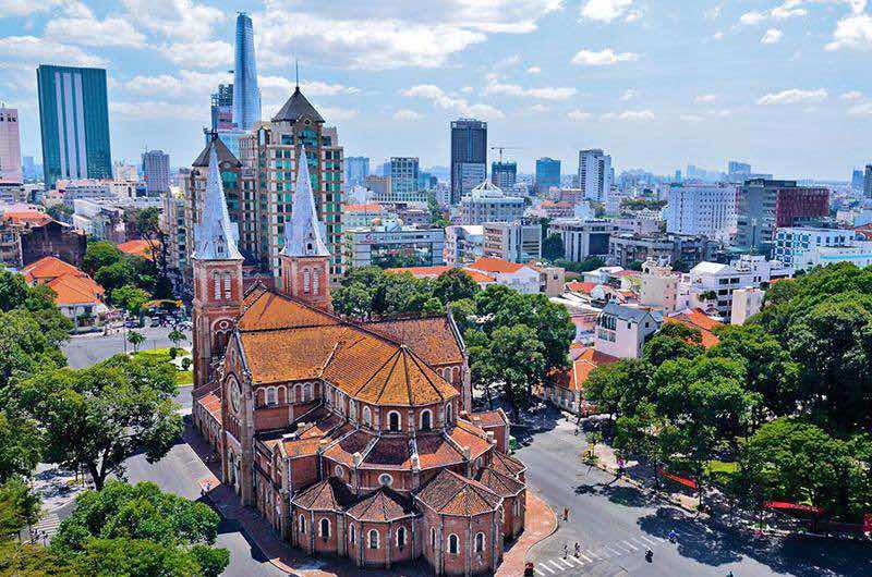 El tiempo en Ho Chi Minh en Noviembre