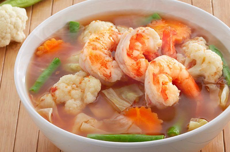 gastronomía tailandesa: Gaeng Som