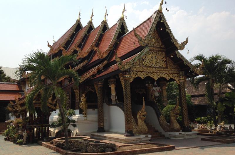 Tailandia es país para todos los publicos Templos