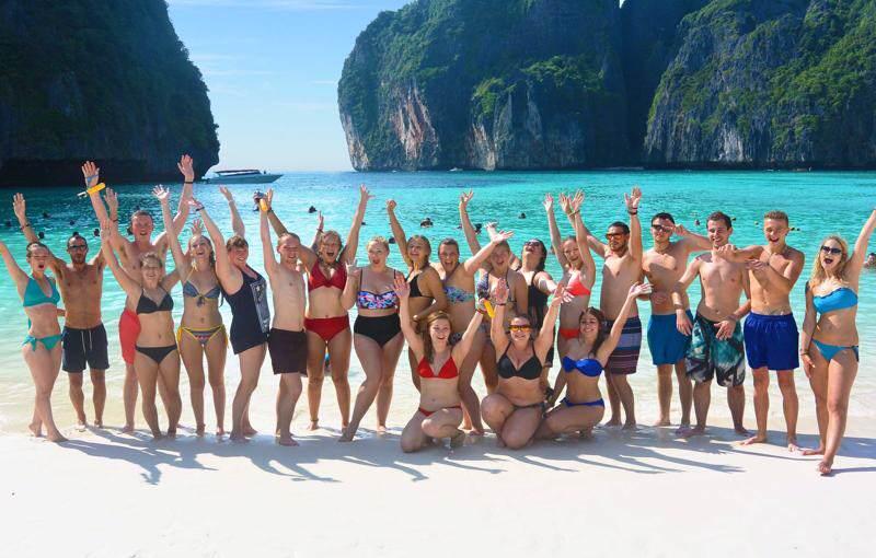 Tailandia es un pais para todos los públicos