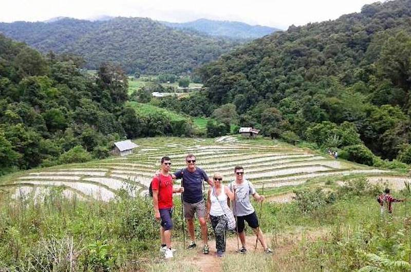 Trekking Parque Nacional Doi Inthanon