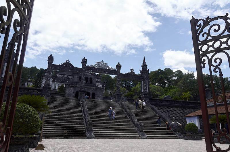 visitar las tumbas imperiales