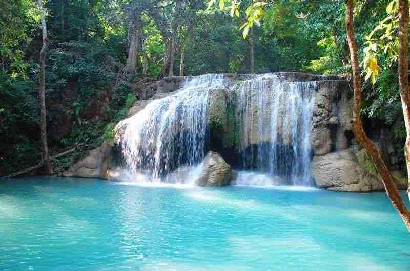 Kanchanaburi Cascadas de Erawan