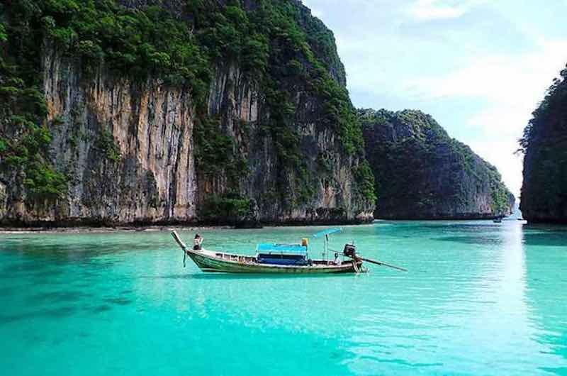 Circuitos Triangulo Mágico con Islas Phi Phi