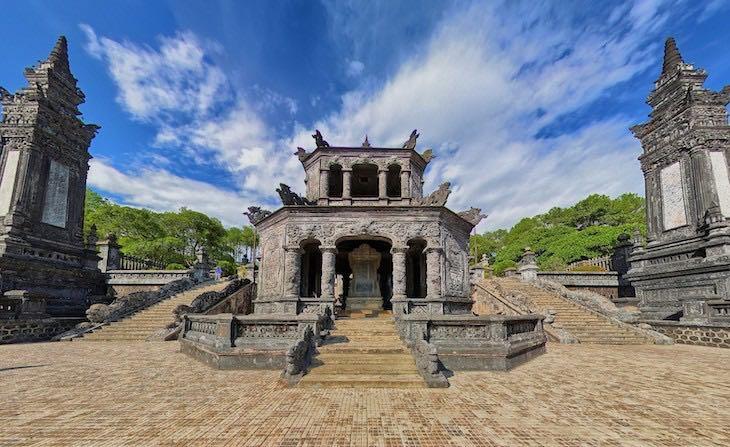 Las tumbas imperiales de Hué más bonitas