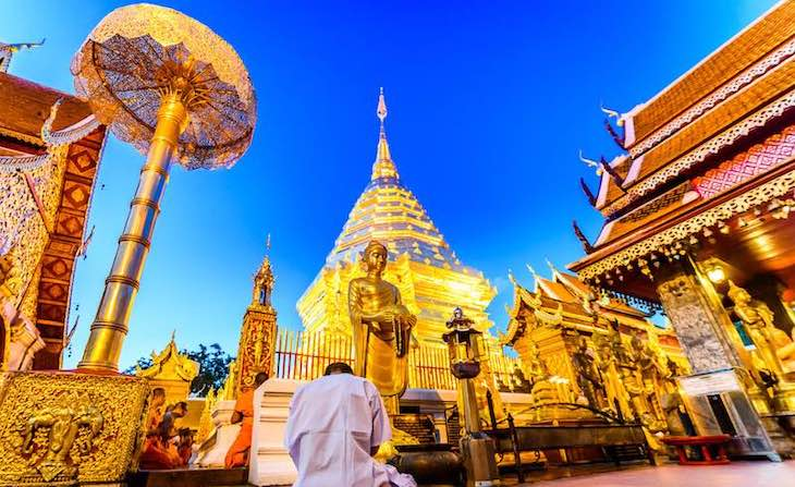 Los cinco mejores sitios que visitar en Tailandia