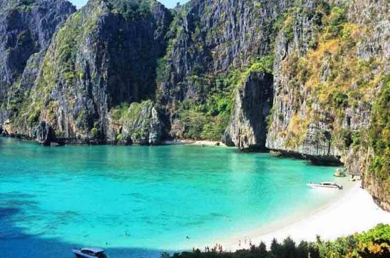 Circuito Tailandia al completo e islas Phi Phi