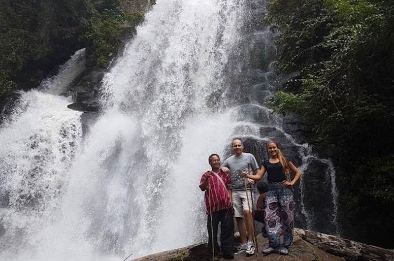 Parque Nacional Doi Inthanon Chiang Mai