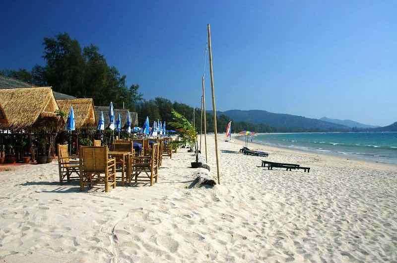 Playa de Bang Tao