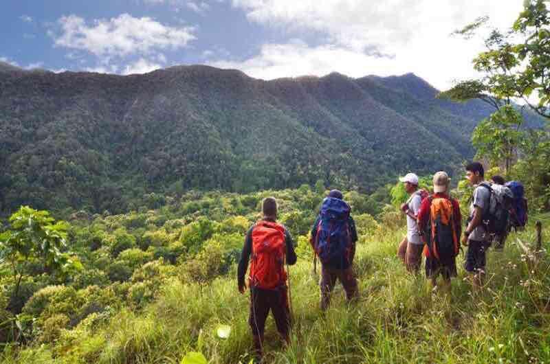 Trekking en Chiang Rai