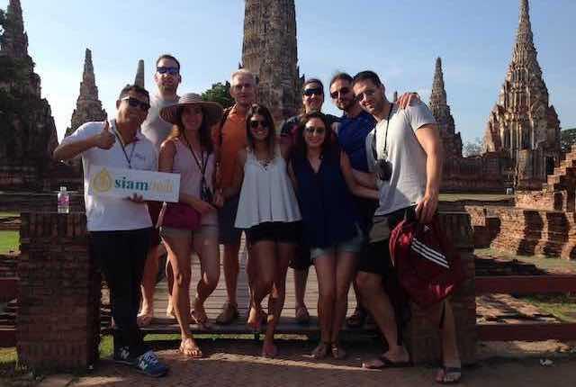 Viajes a Tailandia semiprivados