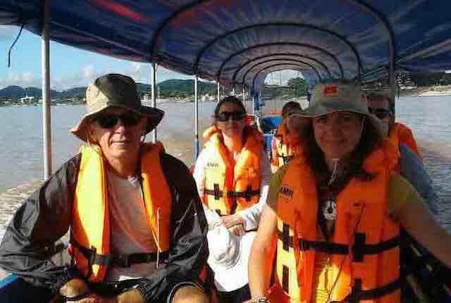 Viajes en familia en Tailandia