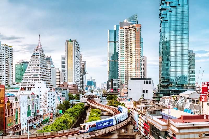 Que ver en Tailandia Bangkok la ciudad de los ángeles