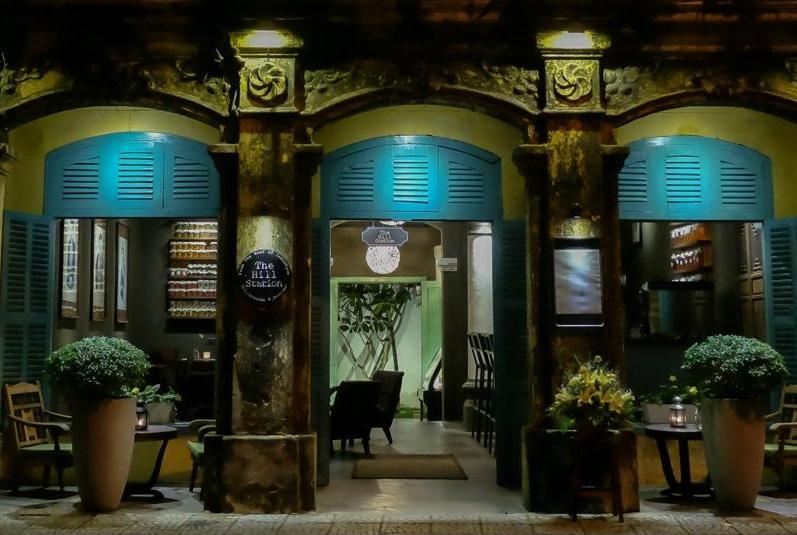 Cafe restaurante