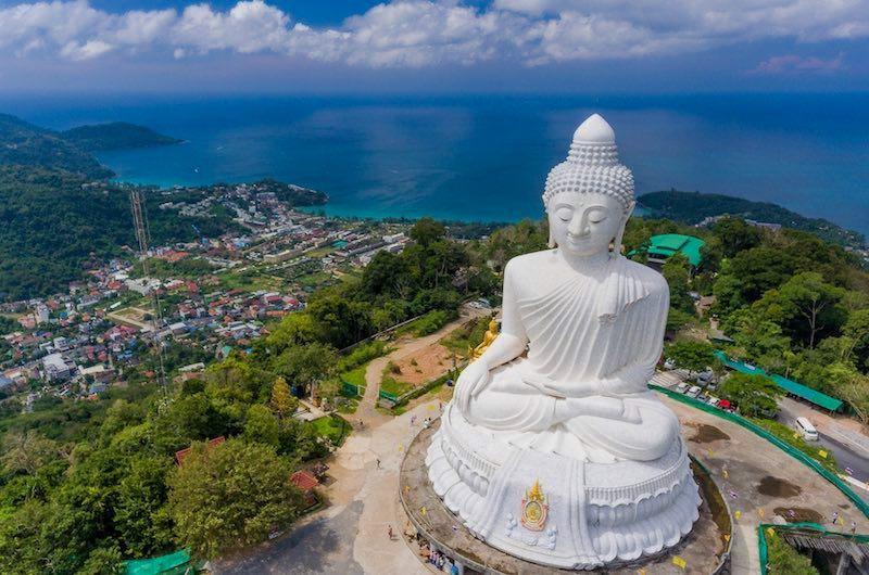 Que ver en Phuket El Big Budha