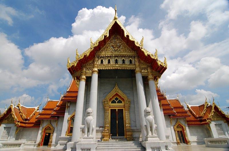 Templos que ver en Bangkok