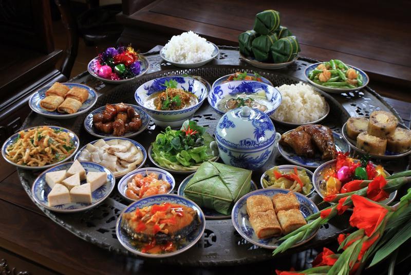 Hue platos típicos
