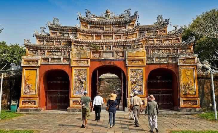 Las mejores cosas en Vietnam La ciudad de Hue