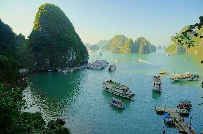 Las mejores cosas que ver en Vietnam Ha Long
