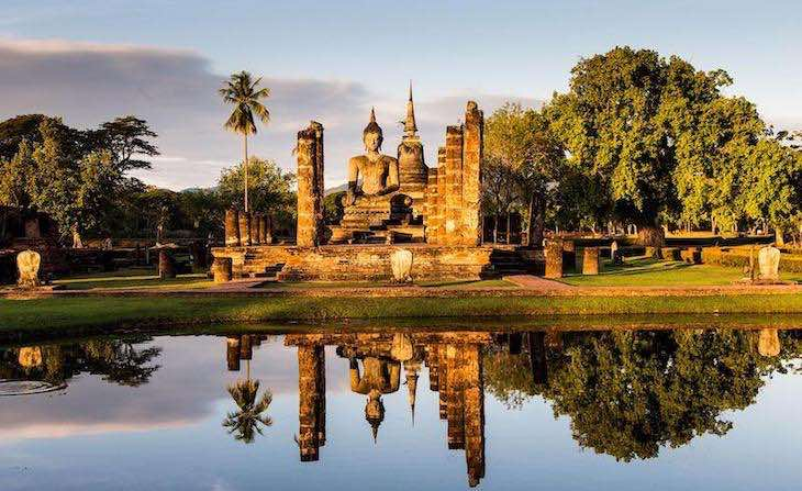 La mejor ruta por Tailandia