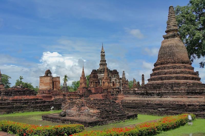 Que ver en Tailandia Sukhothai la primera capital de Tailandia
