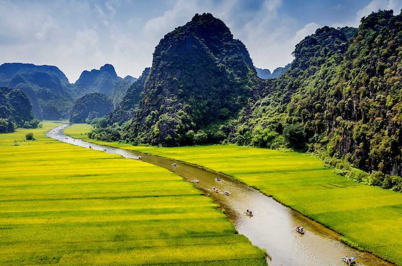 Trang An, uan de las mejoras cosas que ver en vietnam