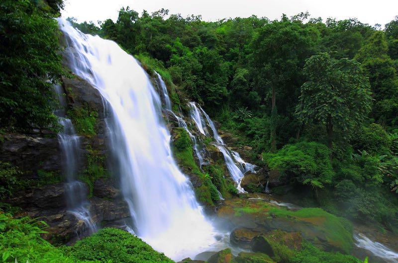 Tailandia en una semana: Cascadas de Wachirathan