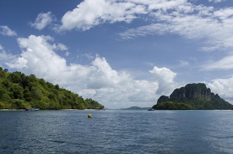 El tiempo en Krabi