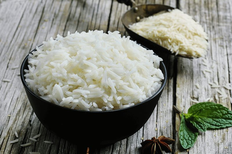La gastronomía tailandesa: Jasmine Rice