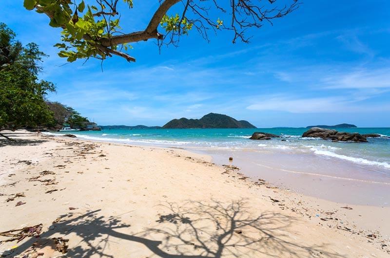 Playas de Phuket Tailandia