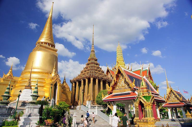 Tailandia en una semana: Templo del Buda Esmeralda