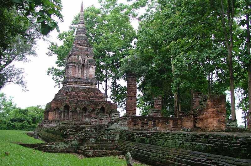 Qué ver y qué hacer en Chiang Rai Wat Phasak